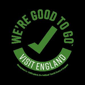 Good-To-Go-England-Green